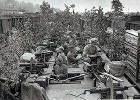 Чехословацкие легионеры в Уфе, Фото: Public Domain