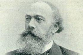 Otto Intze, el proyectista de la represa de Desná, foto: public domain