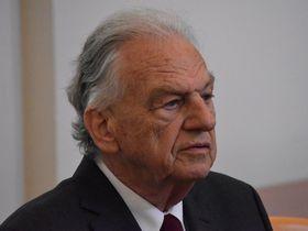 Hartmut Binder (Foto: Ondřej Tomšů)