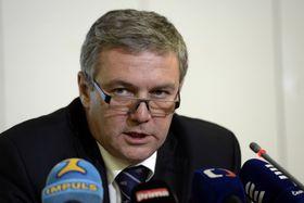 Министр Антонин Прахарж (Фото: ЧТК)