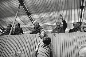 Людвик Свобода, Фото: Dagmar Hochová