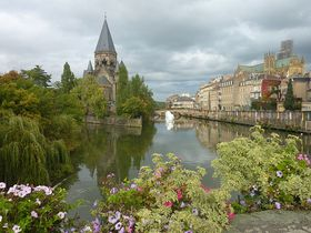 Metz, photo: Marek BLAHUŠ, CC BY-SA 3.0 Unported