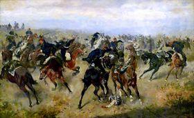 La batalla de Sadová, foto: public domain