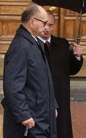 Vladimir Putin y Wojciech Jaruzelski (Foto: CTK)