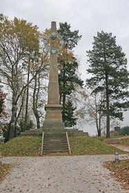 Riegrův obelisk, foto: Petr1888, CC BY-SA 3.0 Unported