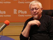 Pavel Kosatík, photo: Jana Přinosilová / Czech Radio