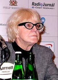 Eva Zaoralová (Foto: autora)