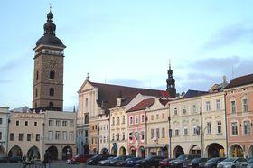 Budweis (Foto: Archiv des Tschechischen Rundfunks - Radio Prag)