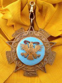 La Orden del Águila Azteca, foto: Alexeinikolayevichromanov, Wikimedia Commons, CC BY-SA 4.0
