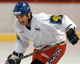 Pavel Kubina, photo: CTK