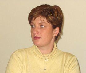 Mluvčí ministerstva vnitra Marie Masaříková, foto: autor