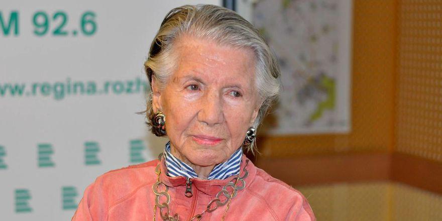 Meda Mládková, photo: Eva Dvořáková / Czech Radio