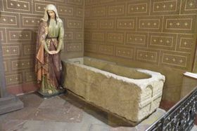 Tzv. Longinova tumba, foto: Martina Bílá