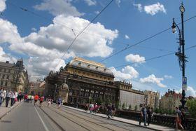 Национальный театр (Фото: Кристина Макова - Чешское радио - Радио Прага)