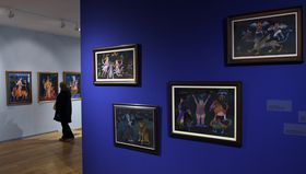 Выставка «Необычный мир», Фото: ЧТК