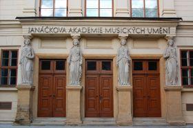 Академии музыкальных искусств им. Яначека, Фото: Петр Шмеркл, CC BY-SA 3.0