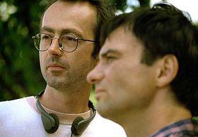 Petr Zelenka (vlevo) sIvanem Trojanem