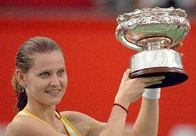 Lucie Safarova, photo: CTK