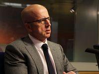 Pavel Telička, photo: Jan Bartoněk / Czech Radio