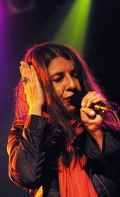 Yvonne Sanchez, photo: CTK