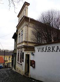 Dům Na Vikárce, foto: H2k4, CC BY-SA 3.0 Unported