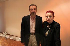 José Iges y Concha Jerez, foto: Noelia Rojo
