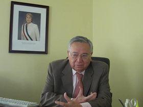 Enrique Krauss, foto: Gonzalo Núñez