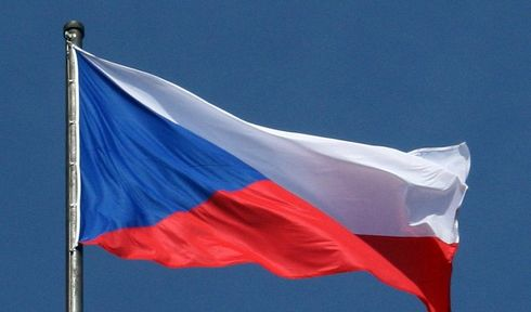 Czech flag, photo: Public Domain