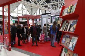 Foire de Bologne, photo: www.bookfair.bolognafiere.it
