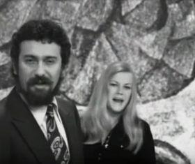 Un dueto con Eva Pilarová, foto: Archivo de ČT