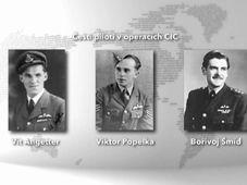 Витт Ангеттер, Виктор Попелка и Борживой Шмид, фото: ЧТ24