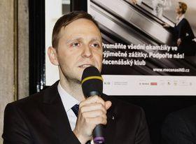 Daniel Špinar (Foto: Hana Smejkalová, Archiv des Nationaltheaters in Prag)
