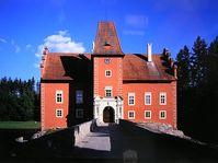 Palacio Červená Lhota