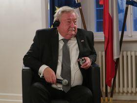 Hermann Rumschöttel (Foto: Martina Schneibergová)