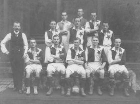 Slavia Prag 1918 (Foto: Archiv SK Slavia Prag)