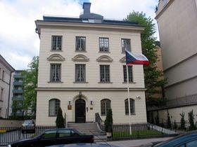 Czech Embassy, photo: Author