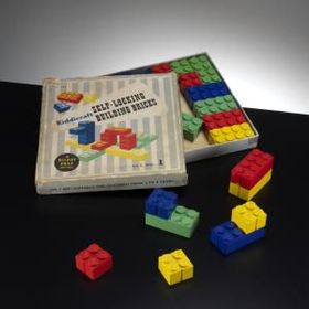 Kiddicraft Self-Locking Building Brick