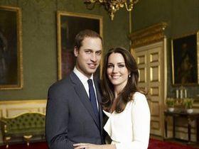 Le Duc et la duchesse de Cambridge