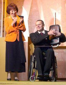 Ливие Клаусова и Мартин Коварж (Фото: ЧТК)