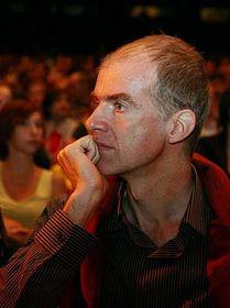 Laurent Jacob, photo: CTK