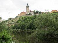 Le château Melnik, photo: Miloš Turek