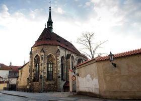 Church of the St. Agnes cloister, photo: Filip Jandourek
