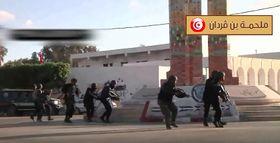 Forces de sécurité durant l'attaque à Ben Gardane en mars 2016, photo: Ministère de l'Intérieur - Tunisie, CC BY 3.0