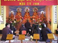 A Buddhist temple in Varnsdorf, photo: Jan Richter