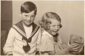 Jiří und Hana Brady (Foto: Archiv United States Holocaust Memorial Museum, mit Genehmigung von Lara Hana Brady)