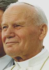 El papa Juan Pablo II, foto: public domain