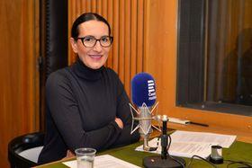 Alexandra Udženija (Foto: Martin Čuřík, Archiv des Tschechischen Rundfunks)