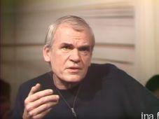 Milan Kundera (Foto: Youtube / ina.fr)