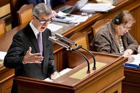 премьер-министр Чехии Андрей Бабиш, фото: ЧТК/Шиманек Вит