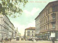 Karlin - Kralovska street